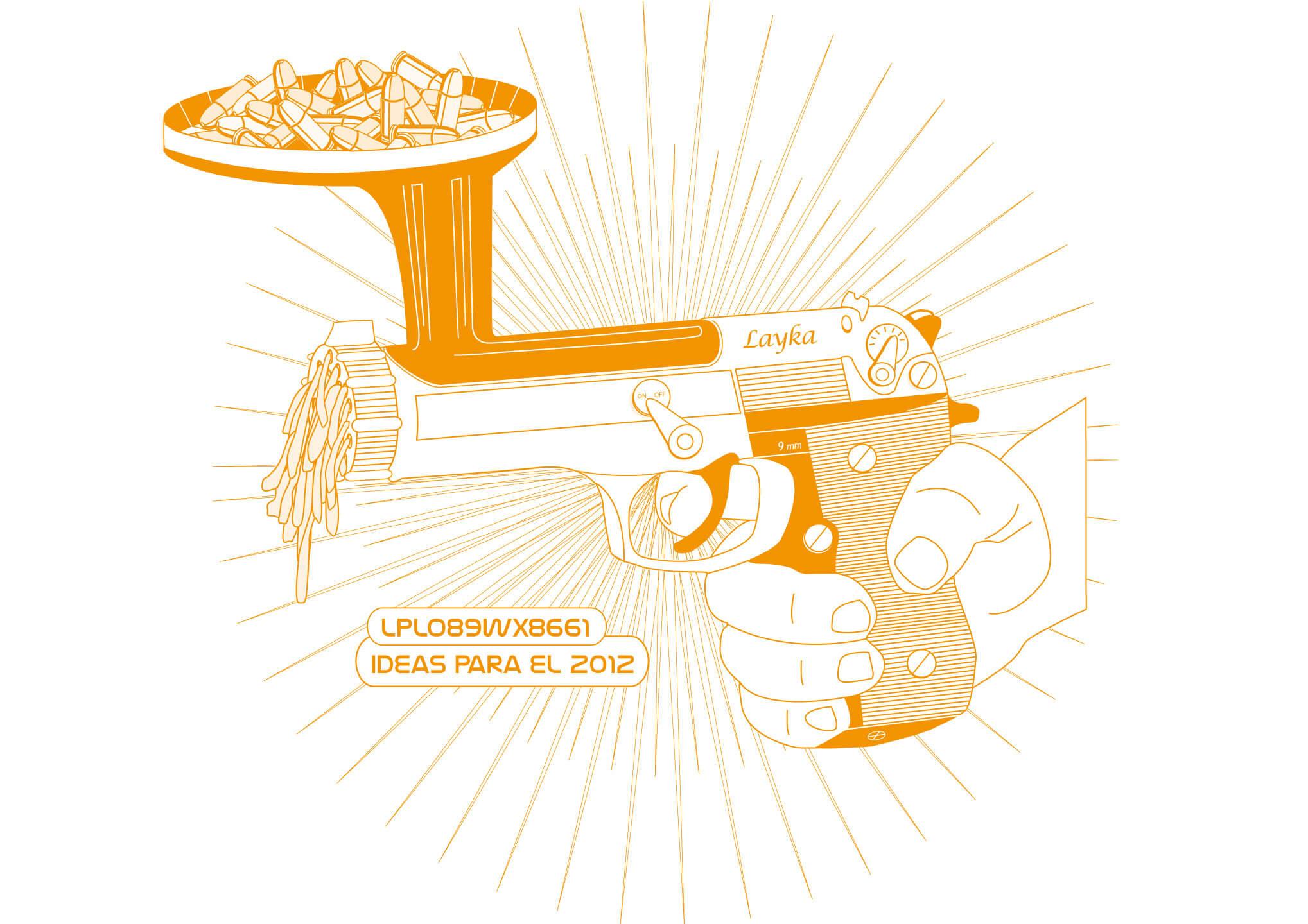 ilustracion-laperritalayka-pistola